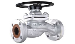 Klinger Make Piston Valves