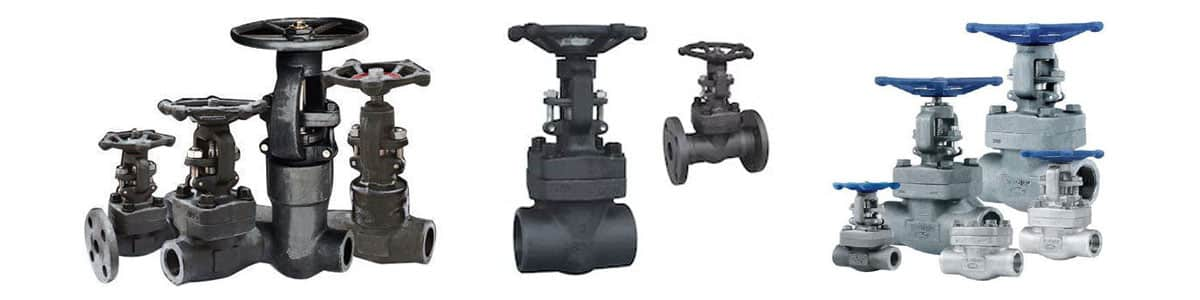 Audco Forged Steel Valve