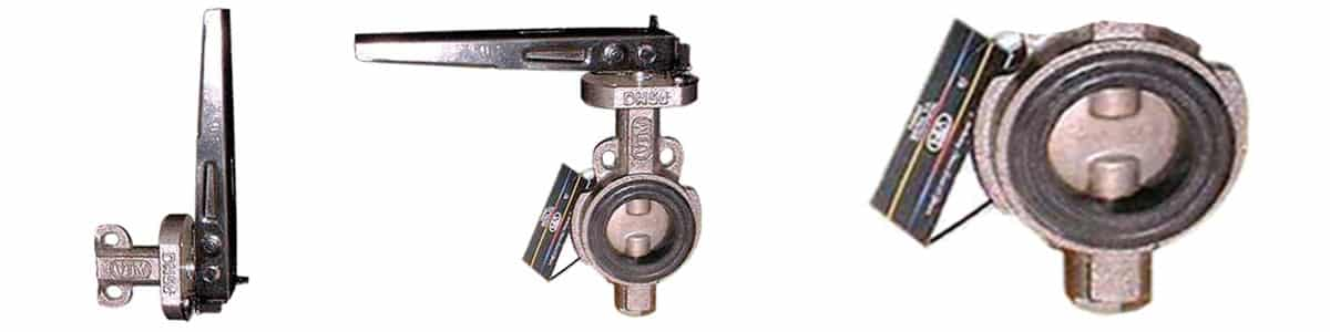 Utam Wafter Type Butterfuly Valve